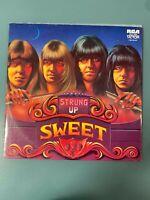 Sweet* – Strung Up  Vinyl, Double LP Gatefold 1975 Aussie Press NM!!