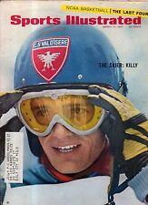 1967 Sports Illustrated March 27 - UCLA - Lew Alcindor; Soccer; Lacrosse;Atlanta