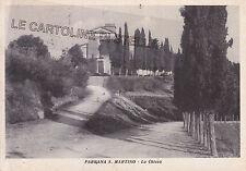 CARTOLINA TOSCANA LIVORNO- PARRANA S.MARTINO, LA CHIESA -V1957-