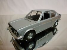 POLISTIL S41 ALFA ROMEO ALFASUD ti - SILVER 1:25 - VERY GOOD CONDITION