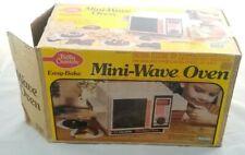 Vintage 1982 Betty Crocker Easy Bake Mini Wave Oven Kenner