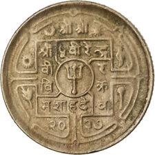 [#873056] Coin, Nepal, SHAH DYNASTY, Birendra Bir Bikram, 50 Paisa, 1980
