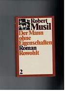 Robert Musil - Der Mann ohne Eigenschaften Band 2 - 1981