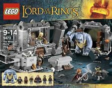 LEGO LOTR 9473 - Les Mines de la Moria - NEUF/NEW, SCELLÉE/SEALED