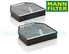 Mann Hummel Interior Air Cabin Pollen Filter OE Quality Replacement CUK 2241-2