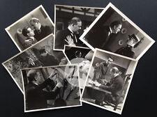 LE POIGNARD MALAIS Jean TOULOUT Goupillères PATHE-NATAN 7 Photos 1931