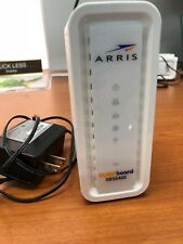 ARRIS SURFboard SBG6400 DOCSIS 3.0 Cable Modem/ Wi-Fi N Router (White)