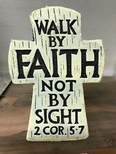 Cross - walk by faith