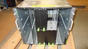 Fujitsu PRIMERGY BX900 S1 rack-mountable 10U  Blade Center - EXCL MODULES, PSU