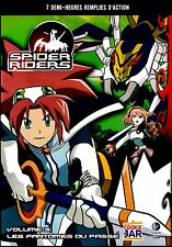 NEW DVD // Spider Riders, Vol. 3: Ghosts of the Past (Version française) -