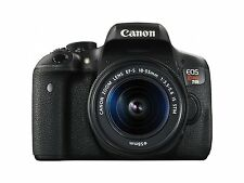 Canon EOS Rebel T6i DSLR Camera with 18-55mm f/3.5-5.6 IS STM Lens Kit