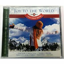 Lot of 10 Joy To The World A Praise And Worship Christmas CD Audio CD Audio CD