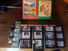 Mixed Lot -- *Untested Retro Video Games* -- Game Gear, Genesis, Game Boy...
