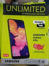 Brand New Straight Talk/Tracfone Prepaid Samsung Galaxy A10e