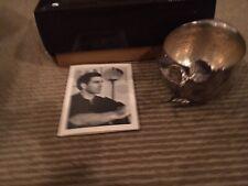 Michael Aram Small Stainless Steel Mug/Creamer - with original box