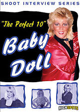 Baby Doll Shoot Interview DVD, Wrestling WWE NWA WCW