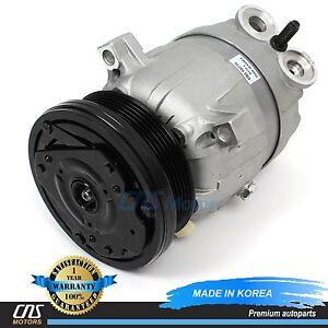 NEW A/C Compressor w/ Clutch 68276 97-02 Cadillac Catera Daewoo Nubira Leganza