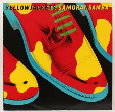 Samurai Samba  Yellow Jackets Vinyl Record
