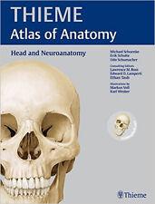 Cabeza Y Neuroanatomia (Thieme Atlas De Anatomía) (Thieme Atlas de anatomía Series)