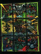 1993 Marvel Universe Series 4  Trading Card Set of 180 CARDS NEAR MINT IN SHEETS