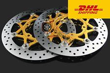 Front Brake Disc Rotor Fit Suzuki GSXR600 750 2006-07 GSXR1000 05-08 M180 06-09