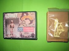 """US GENERAL """"NORMY"""" DESERT STORM FIGURE BY AZIMUT 1/35 -REF.35255"""