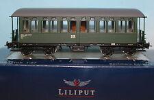 Liliput 381702 -Spur H0- DR 2.Kl. Langenschwalbacher, 4achs., Ep.3
