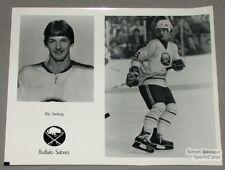 Original Late-70's Ric Seiling Buffalo Sabres Photo