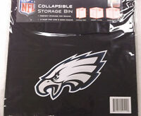 "Philadelphia Eagles 10"" Collapsible Storage Bin"