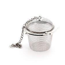 Teeei Teesieb Teefilter Teekugel Edelstahl Sieb Gewürzsieb Gewürzei Teenetz Netz