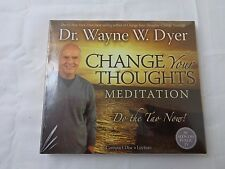 Dr. Wayne W. Dyer -Change Your Thoughts Meditation Audio CD--BRAND NEW