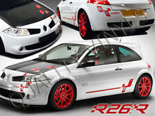R26 R MEGANE 225 SPORT FULL KIT GRAPHICS DECAL STICKERS P85 RENAULT