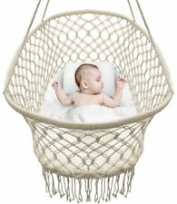 Sorbus Baby Crib Cradle, Hanging Bassinet and Portable Swing for Baby Nursery,