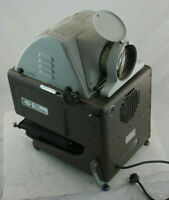 """Opa-Scope 20005 Opaque Projector with Projection Optics 18"""" EF Lens - USED OFC"""