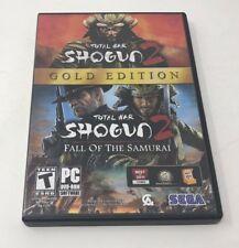 Total War: Shogun 2 Gold Edition PC - EXCELLENT CON. -