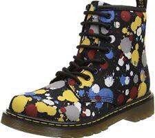 Dr Martens Delaney Splat Boots - New Size 5