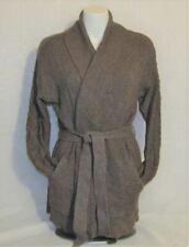 Sonoma Sweater Jacket With Belt Size Medium