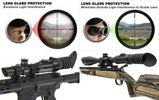 Tactical Universal 38-39mm Rubber Cover Eye Protector Extender For Rifle Scope