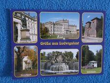 Ansichtskarte Ludwigslust