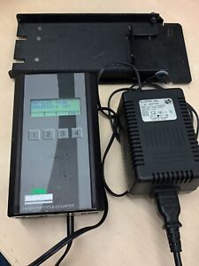 Malvern HHC-5012 Laser Particle Counter Lab with Bracket and Mains Adaptor