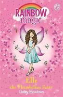 Rainbow Magic: Elle the Thumbelina Fairy: The Storybook Fairies Book 1