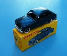 French Dinky Toys 24X Ford Vedette Dark Blue Original Boxed VG!!!!