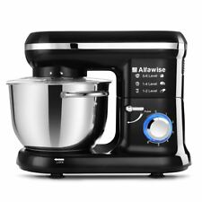 Alfawise 1090 W Black Food Stand Mixeur Kitchen Aid 5.5 L Mixer bowl whisk beater