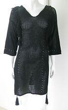Sheath 100% Cotton Short Sleeve Dresses for Women