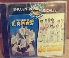 SUPER LAMAS - EL SUPER SHOW DE LOS VASKEZ (2000 BRAND NEW CD)