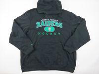 Reebok Team Issued Prince Albert Raiders WHL Pro Stock Hockey Hoodie Shirt XL