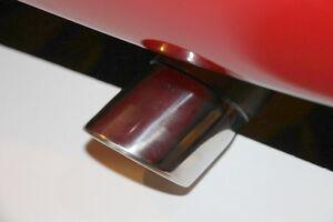 """1980-88 Lotus Esprit  Exhaust Tip Extension,  BUMPER PAINT """"SAVER"""""""