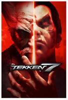 XBOX ONE !!!!!Tekken 7  Game CHEAP PRICE FREE POSTAGE