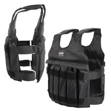 Hot Max 50KG Loading Adjustable Workout Weight Weighted Vest Exercise Training ~