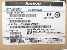 Lenovo 4X10H03962 ThinkPad Tablet Docking Station (New)